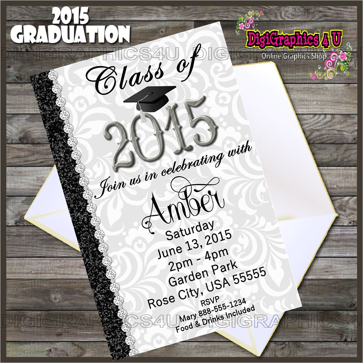 class of 2015 graduation party