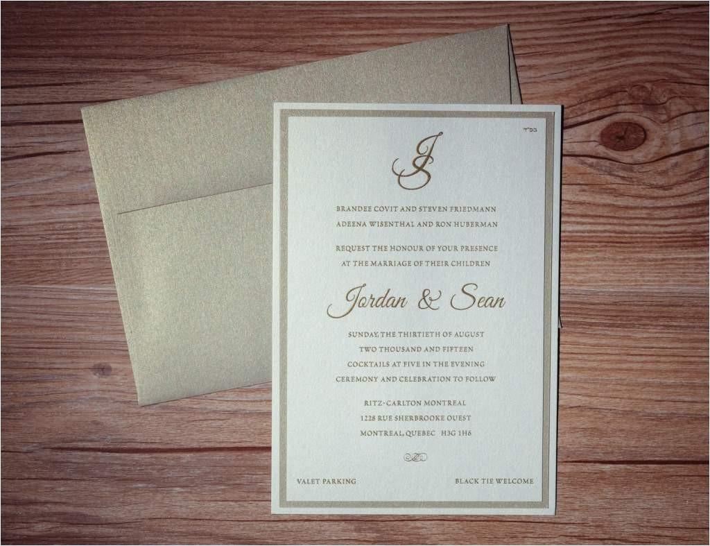 traditional wedding invitation wording