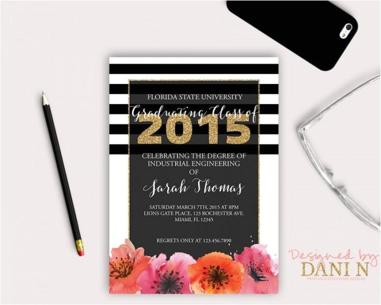 themes beauty school graduation invitations high school