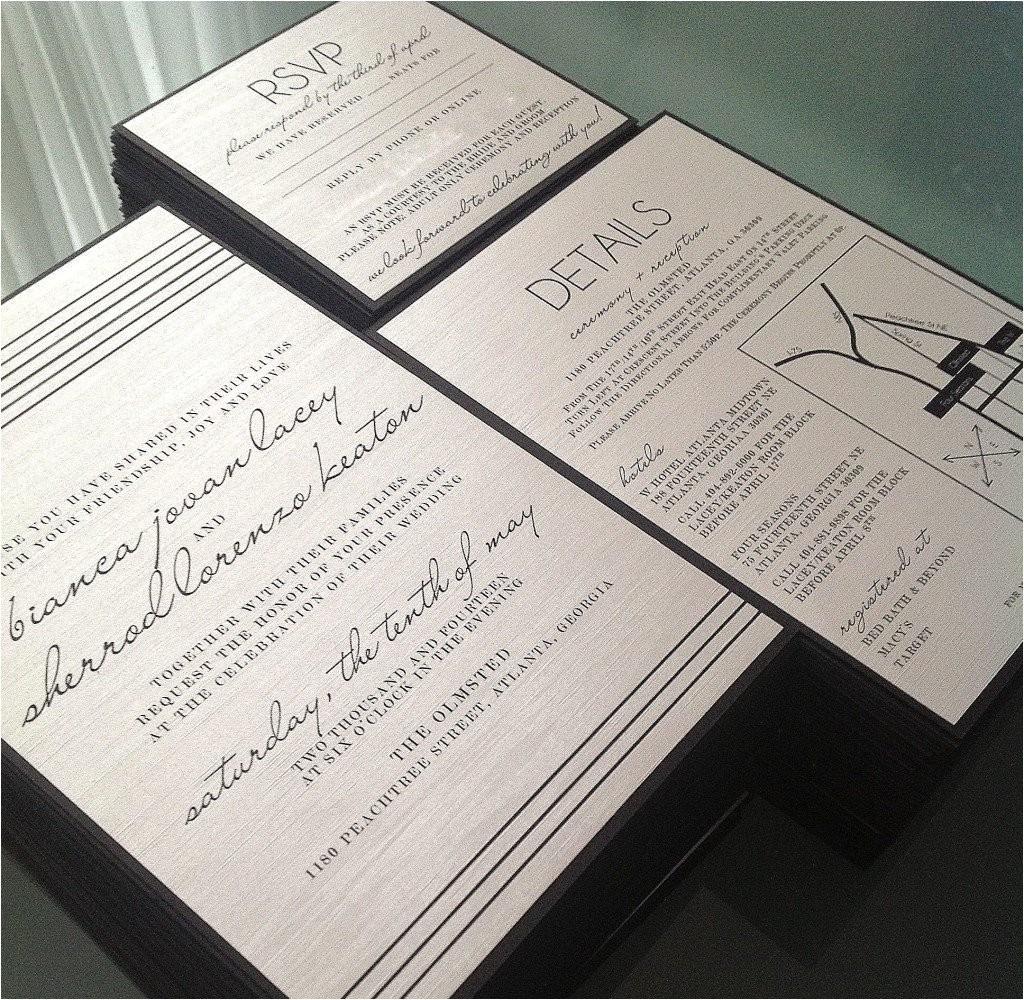 adventures in diy cost saving wedding invitations