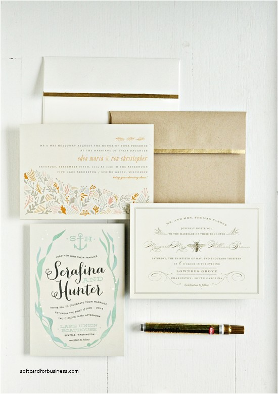 how much should wedding invitations cost