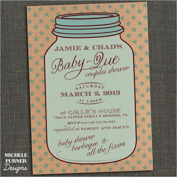 rustic country baby shower invitations wording