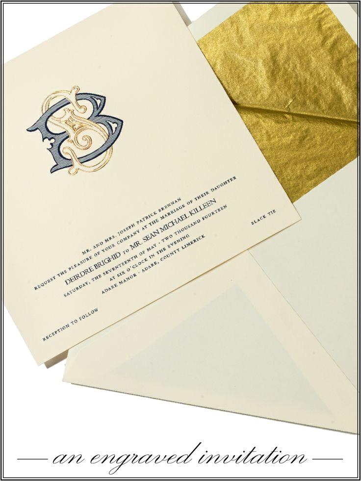 Crane & Co Wedding Invitations Photos Vogue S Wedding Guide
