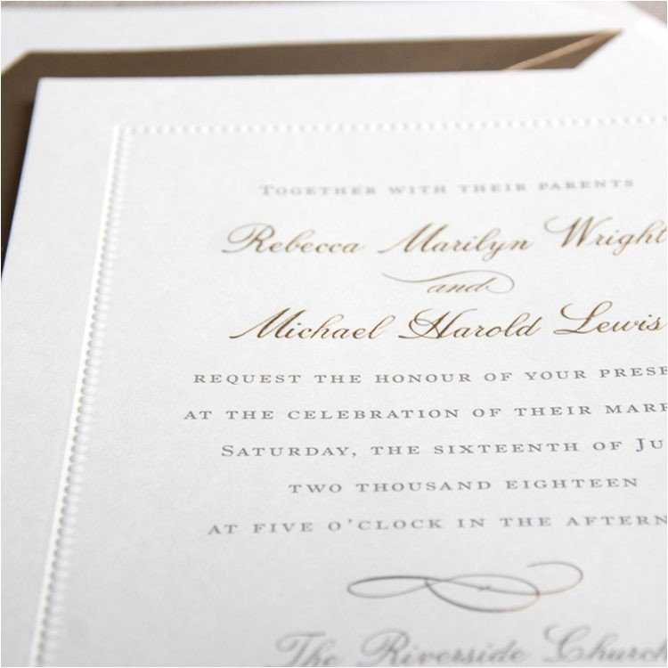 designs crane and co letterpress wedding invitations plus