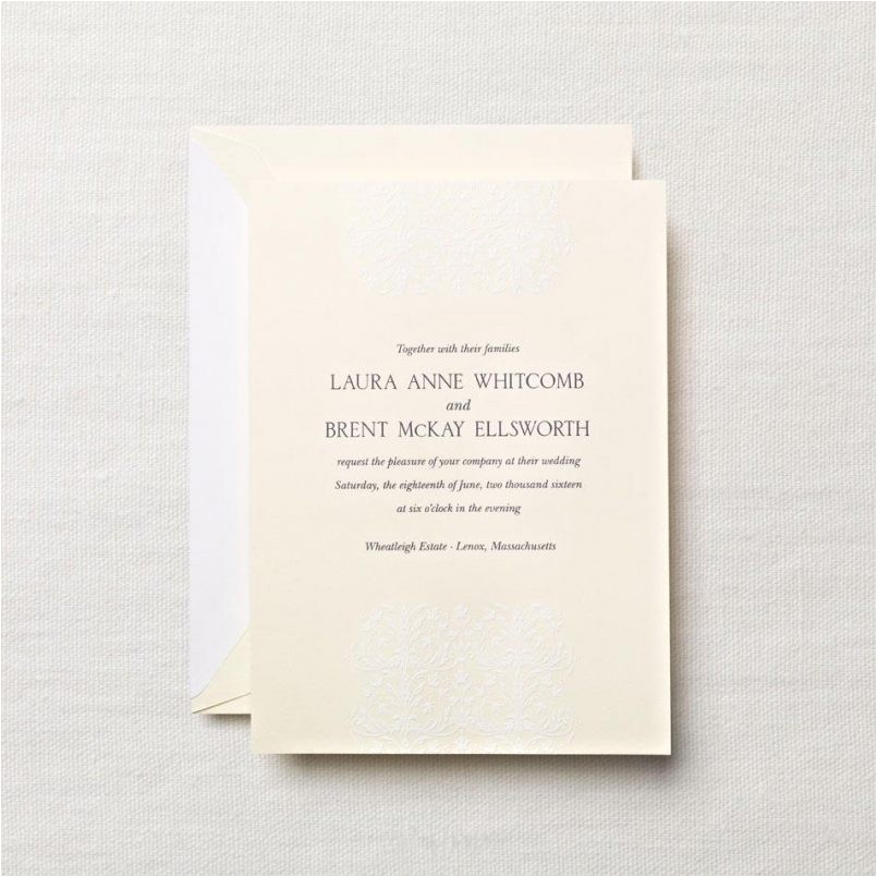 designs crane wedding invitation book together with cra
