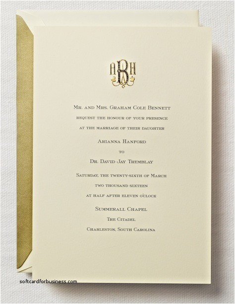 addressing wedding invitations to married couple