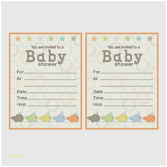 create your own baby shower invitations online free