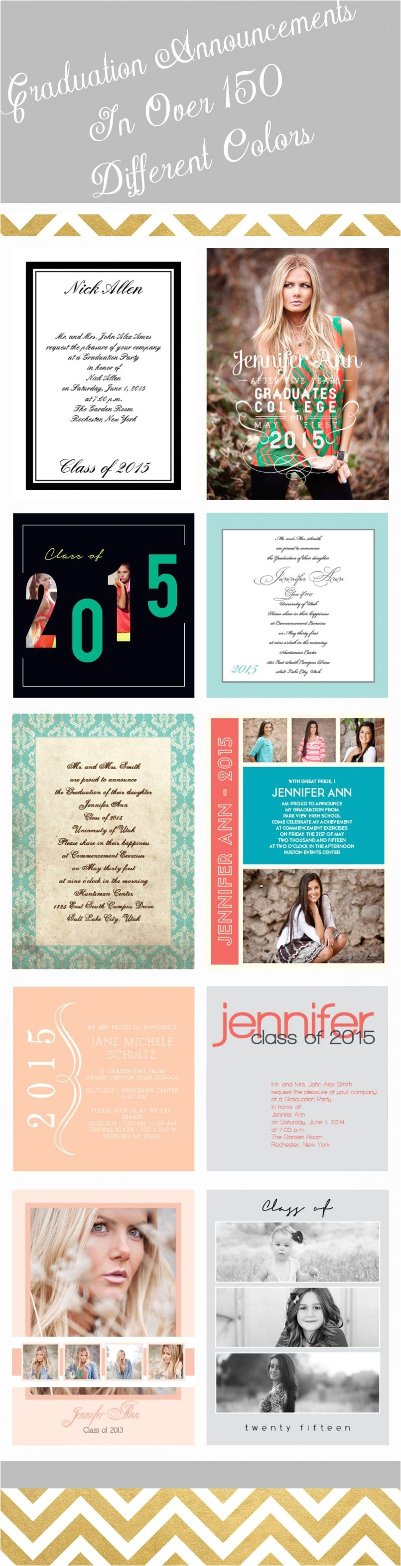 designs design your own graduation invitations onli