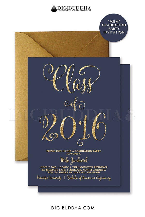 themes graduation invitation maker also diy gradu