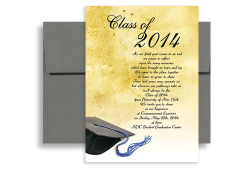 word template make your own graduation party invitation gi 1042