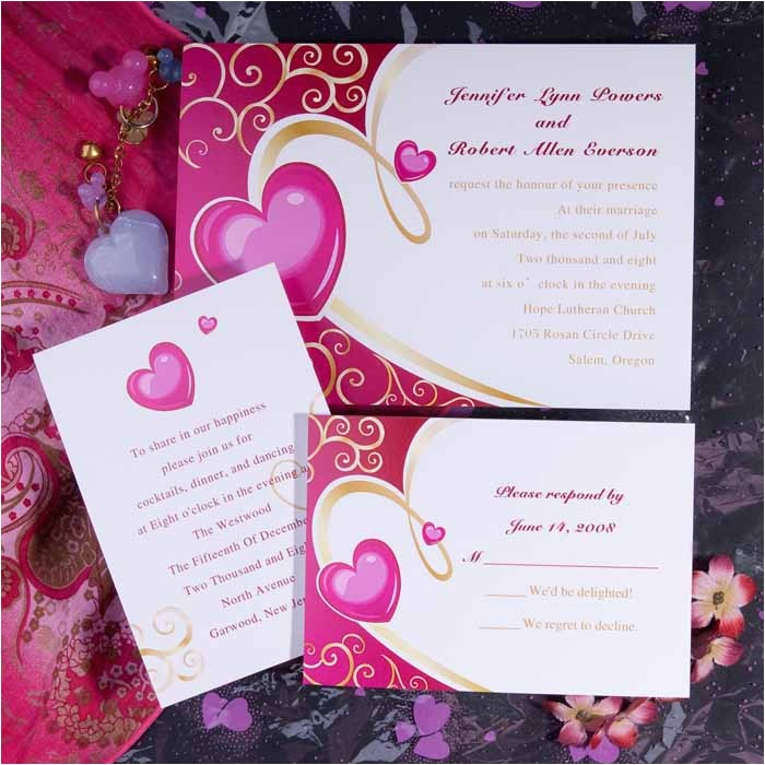 how to make my own wedding invitations 2