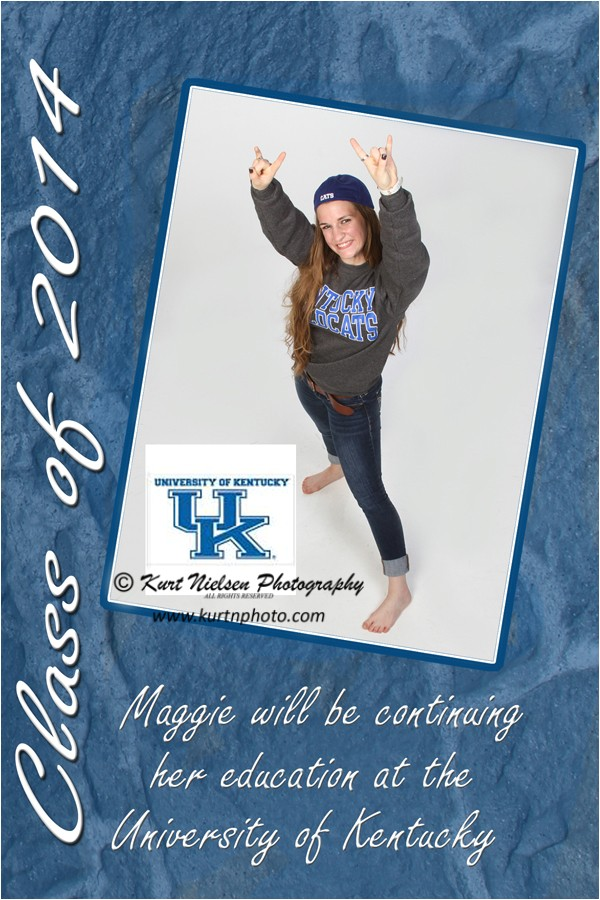 custom graduation invitations announcements toledo senior photographer