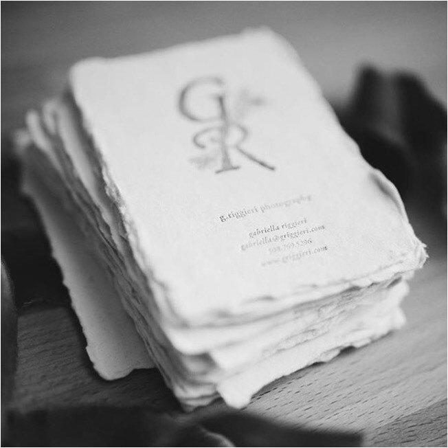 25quot x 35quot handmade paper place cards cotton paper letterpress business cards deckle table cards escort cards deckled edge torn edge