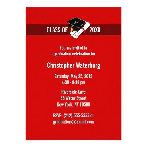 free graduation announcement maker