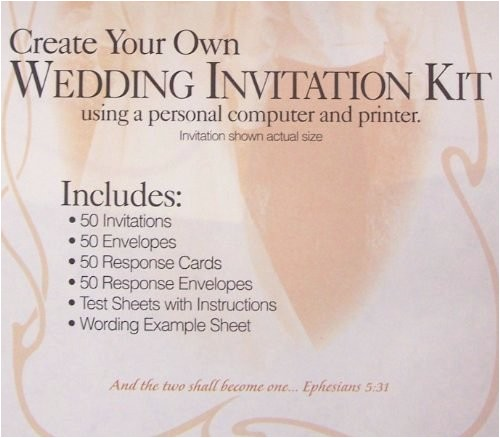 Designing Your Own Wedding Invitations Listed In Amazon Marketplace Create Your Own Wedding