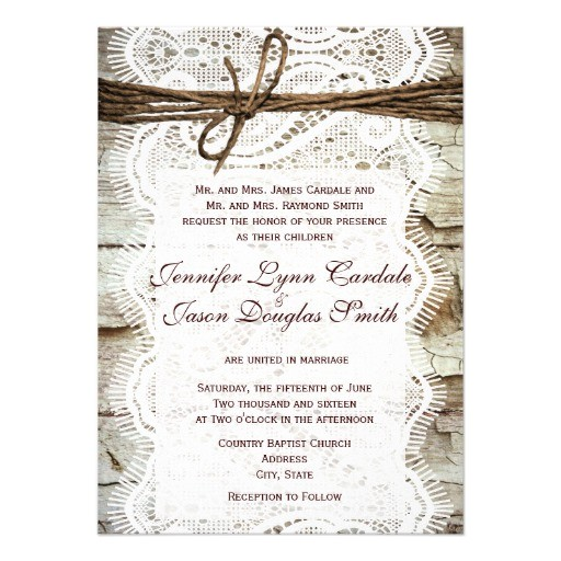 design your own wedding invitation