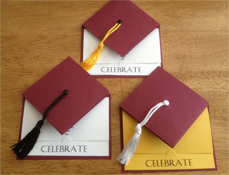 graduation party invitation school