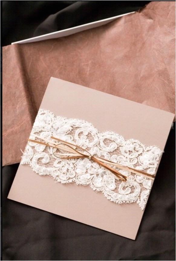 diy lace wedding invitation cheap wedding invitation ucuz el yapimi dugun davetiyesi