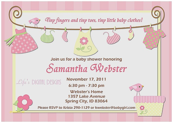 Do It Yourself Baby Shower Invitations Free Baby Shower Invitation Best Of Do It Yourself Baby Shower