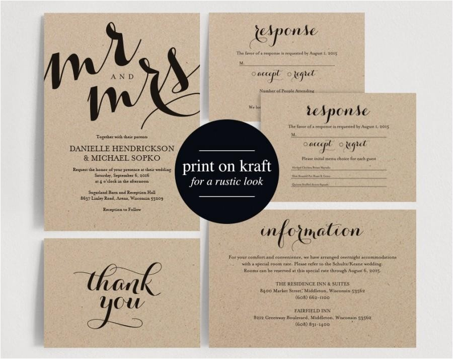 Editable Wedding Invitation Templates Editable Wedding Invitation Matik for