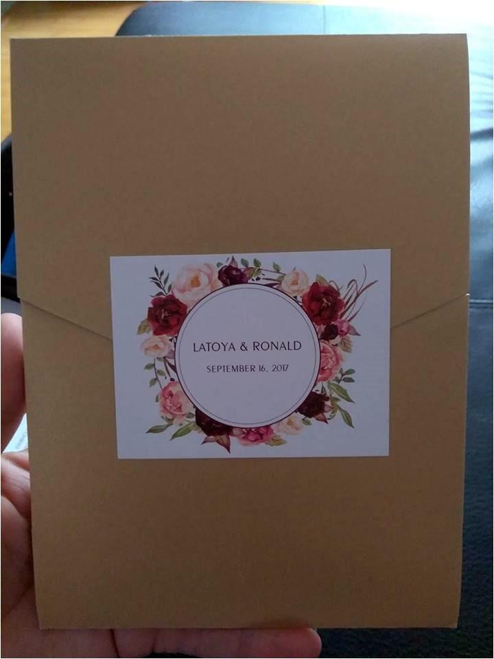 cheap burgundy floral boho wedding invitations ewi421
