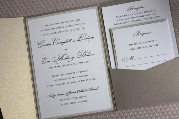 elegant wedding invitations reviews