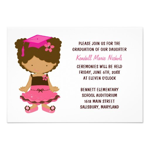 Elementary Graduation Invitations Elementary School Graduation Quotes Quotesgram