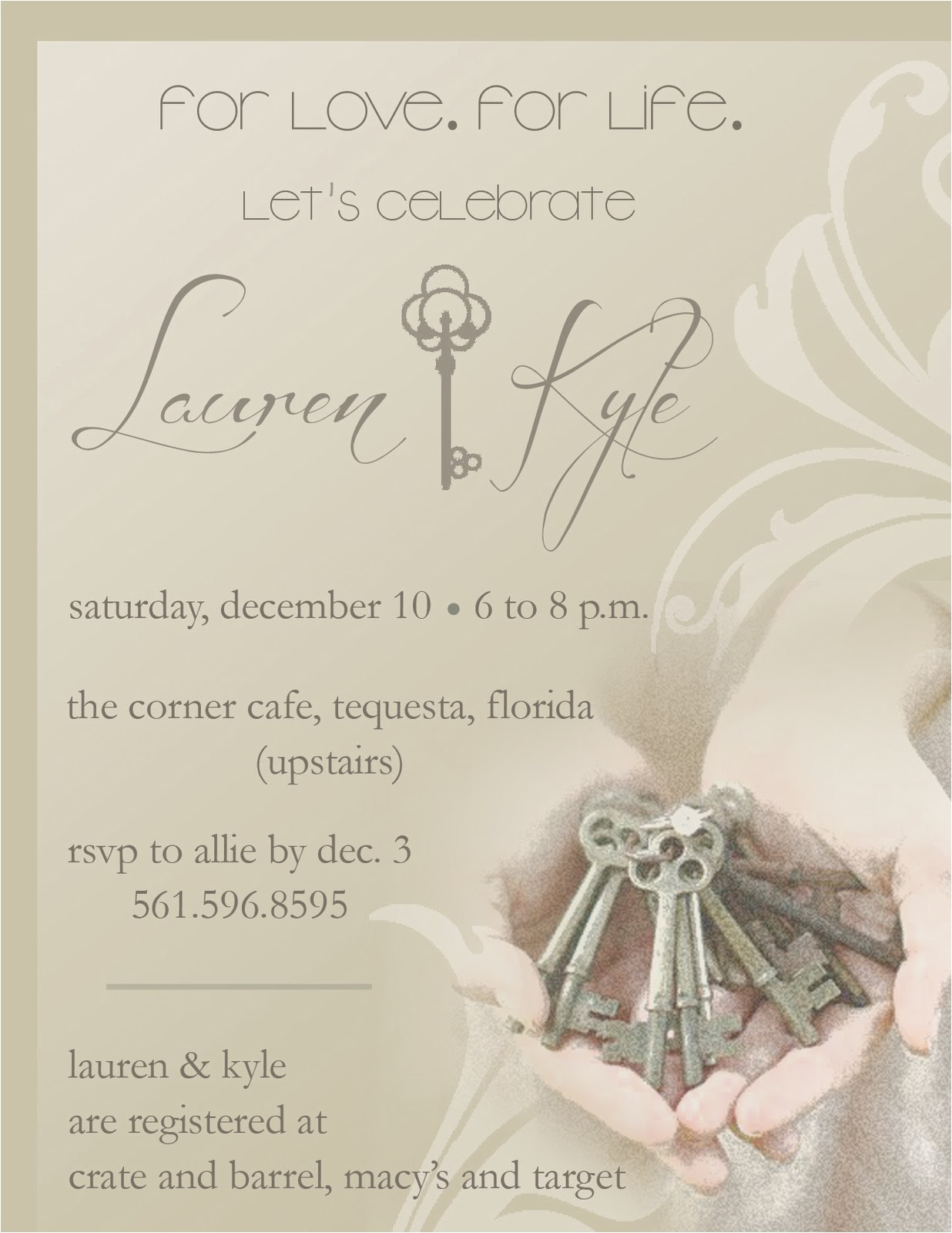 astounding wedding shower invitations email