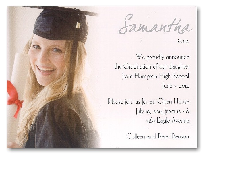 28 perfect e card template designs for graduation announcements
