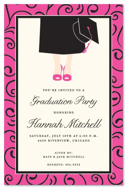 post graduation party invitation wording after 38693