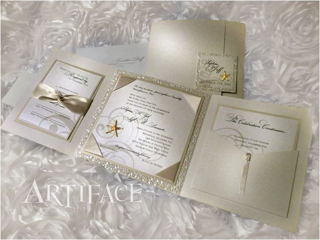 featured wedding invitation design newport coast by artiface