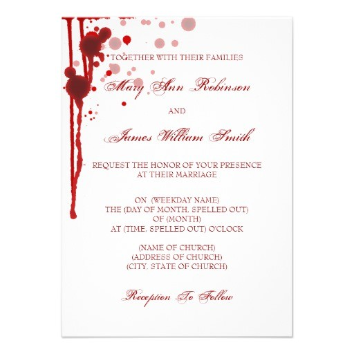 Fake Wedding Invitations Wedding Invitation Wording Wedding Invitation Wording