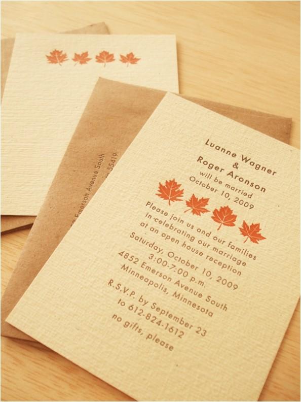 templates fall themed wedding invitation kits as well as fall