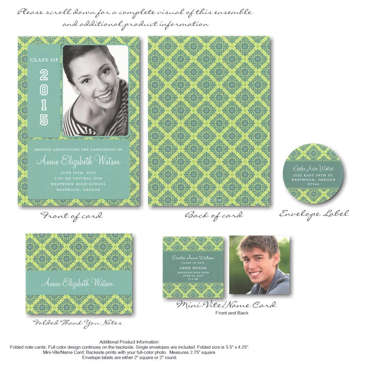 fancy graduation invitations