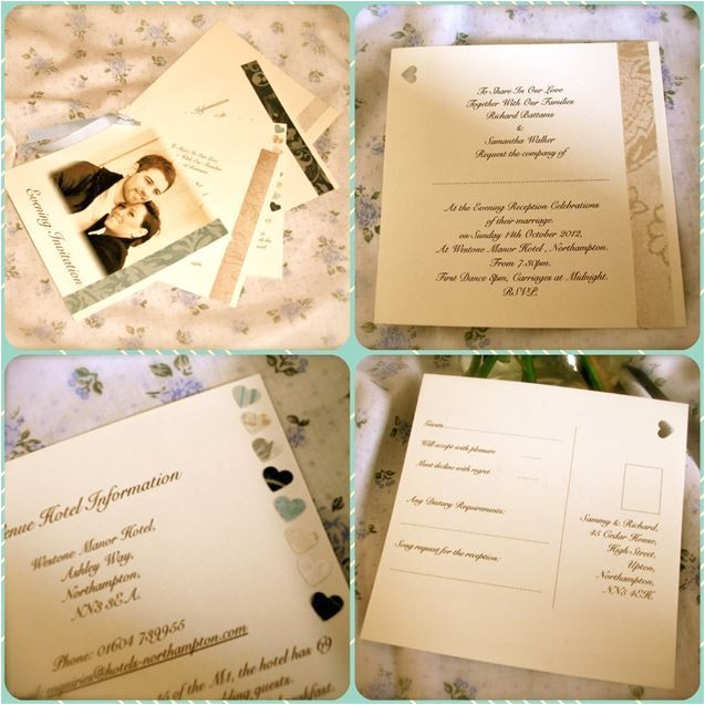 flip book style invitation 14343