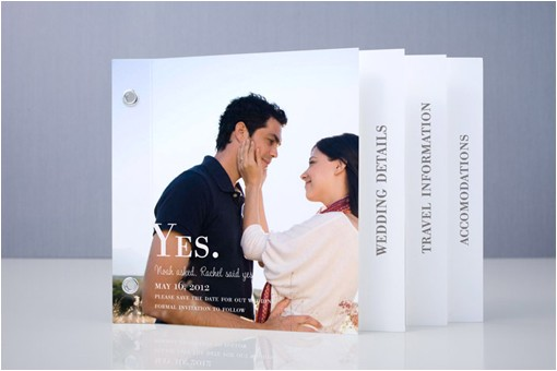 284 stylish save the date book discount