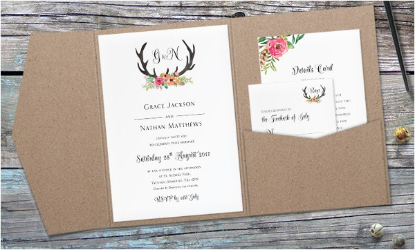 Folded Wedding Invitation Templates 18 Folded Invitation Templates Free Premium Templates