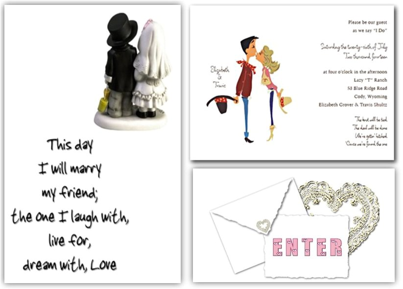 free electronic wedding invitations
