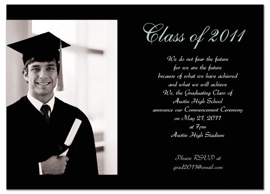 word template gi 1033 sample graduation invitation announcement black