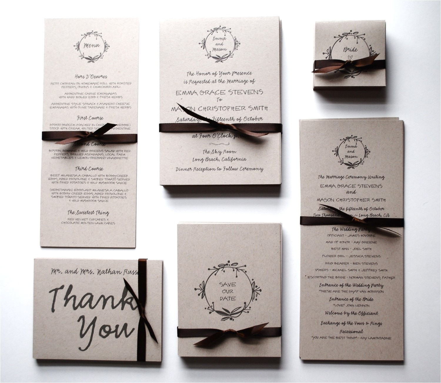 wedding invitations rsvp postcards