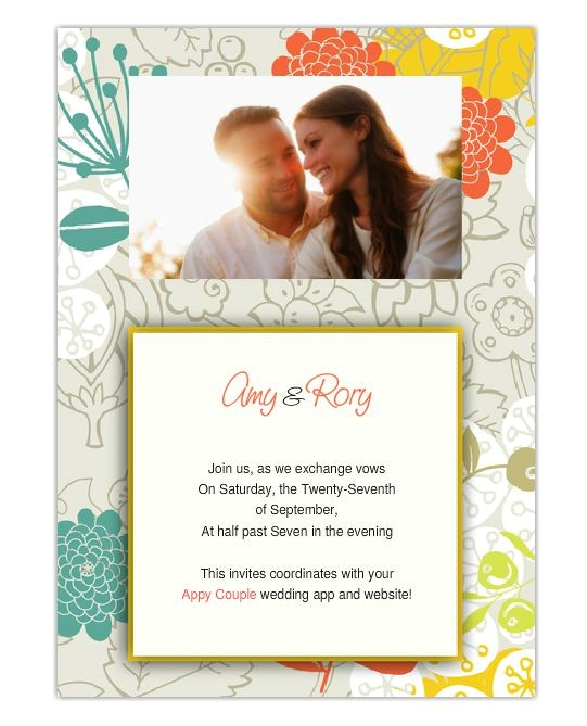 places to send free online wedding invitations