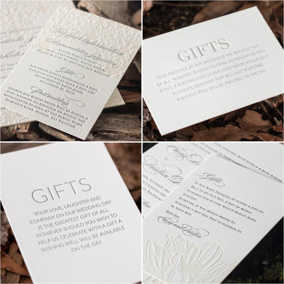 gift card wording and design ideas some inspir