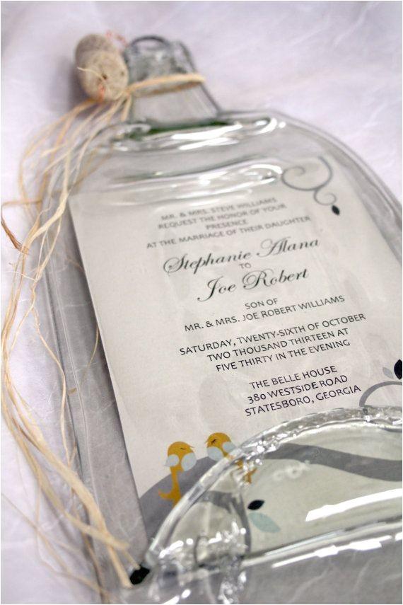 Gift Ideas Made From Wedding Invitations Wedding Invitation Keepsake Omg I Want Https Www