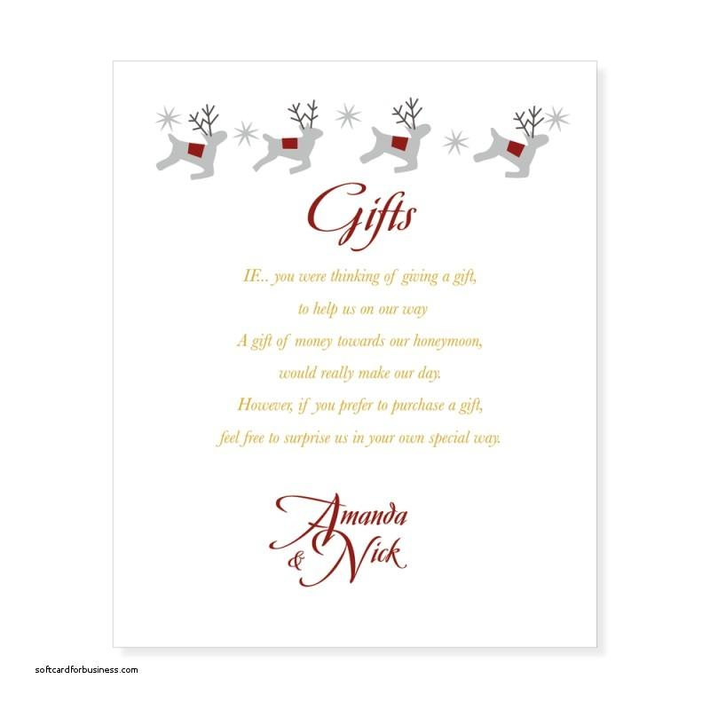 gift list wording wedding invitations