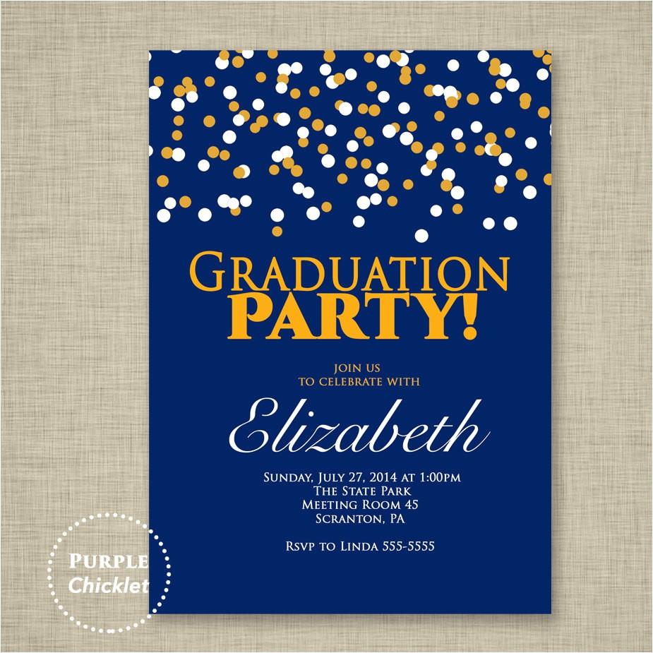confetti 2015 graduation party birthday
