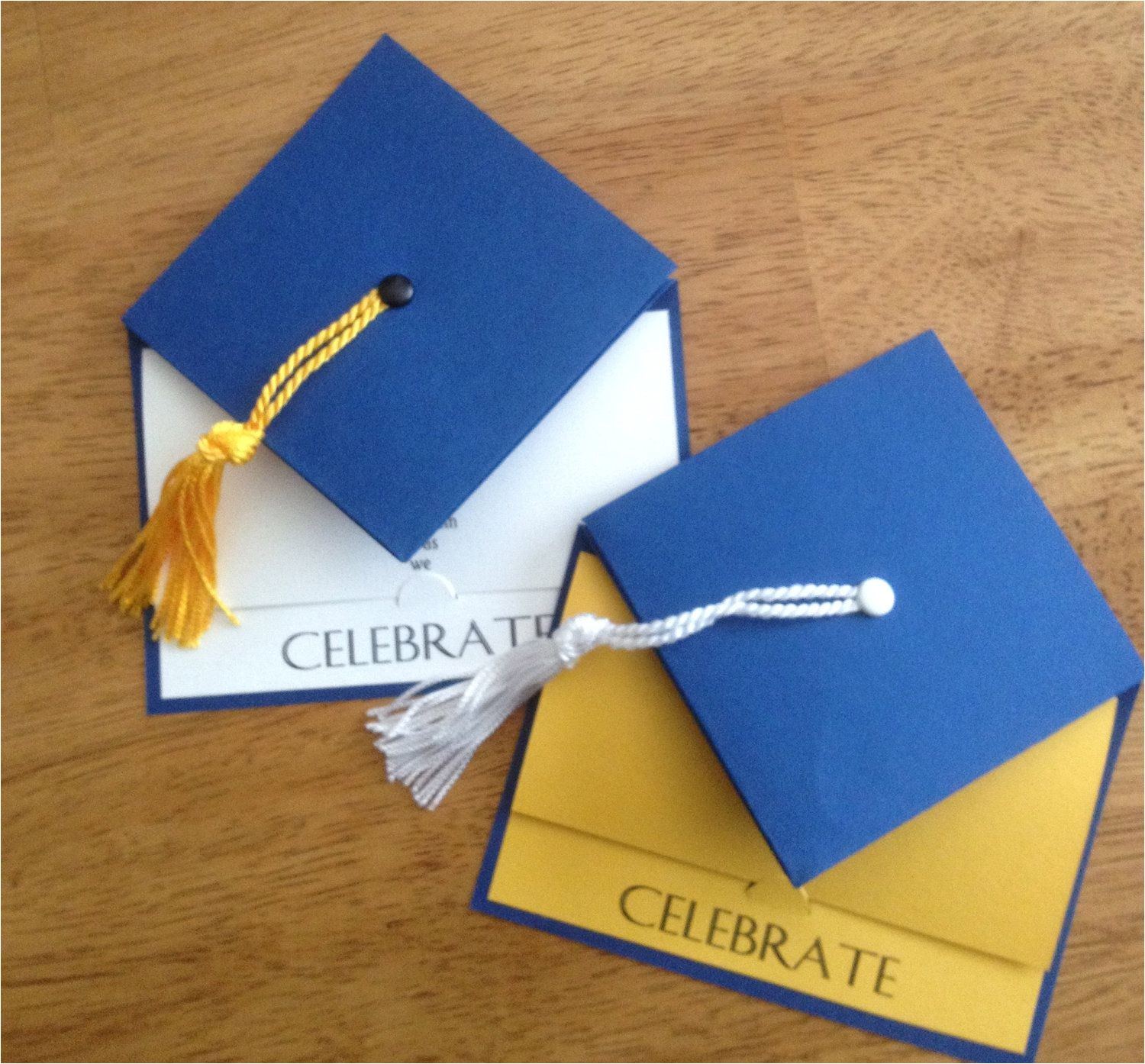 Graduation Cap Invitations Cards Card Template Graduation Invitation Template Card