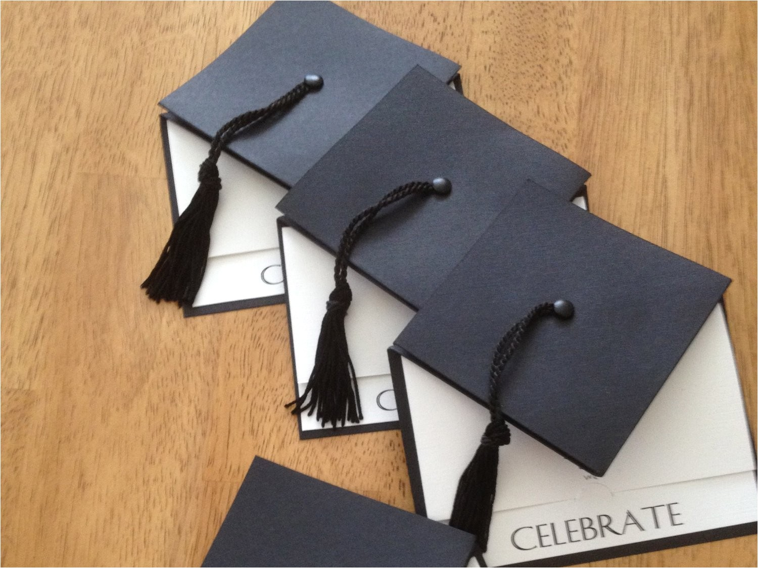 graduation cap invitation large