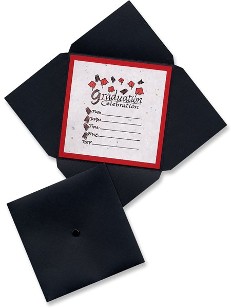 graduation hat template t337881