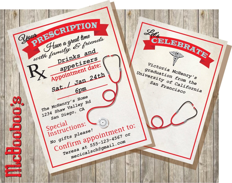 medical school or nursing school