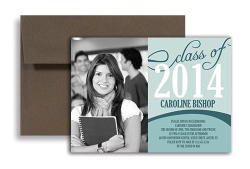 word template photo insert graduation party invitation gi 1202